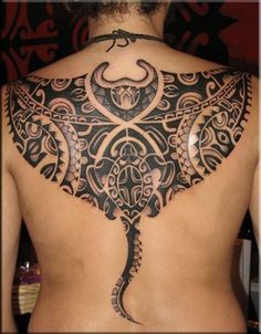 150 Popular Polynesian Tattoo Designs And Meanings nice