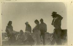 עליה על הקרקע של גרעין 1 במאי  1948