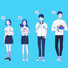 A-TEEN Teenager Wallpaper, Teen Wallpaper, Web Drama, Drama Film, Angel Aesthetic, Aesthetic Art, Cartoon Drawings, Cute Drawings, Character Illustration
