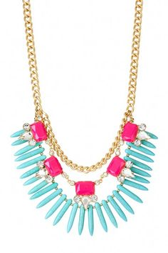 Costa Rica Necklace by Boho & Bourbon on @HauteLook- OBSESSED