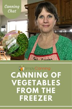 How to can vegetables in a mix of your choice. Learn the appropriate way to combine different vegetables in home canning. Canning Tips, Home Canning, Canning Recipes, Canning Vegetables, Frozen Vegetables, Veggies, Can Green Beans, Frozen Green Beans, Stewed Tomatoes
