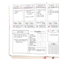 Happy Monday! Starting the day with a look in my bullet journal.... Hope you all…