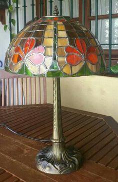 Lámpara tiffanys