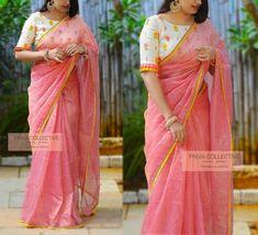 Cotton Saree Blouse Designs, Saree Blouse Patterns, Designer Blouse Patterns, Fancy Blouse Designs, Bridal Blouse Designs, Dress Designs, Latest Saree Blouse Designs, Saree Blouse Models, Indian Blouse Designs