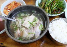 부산의 숨은 돼지국밥