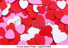 Stock Photo - Valentines Day confetti background - stock image, images, royalty free photo, stock photos, stock photograph, stock photographs, picture, pictures, graphic, graphics