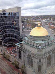 Goldome in Buffalo, New York.
