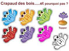 """THEME DE """" LA FORET ENCHANTEE"""" et ses petits habitants - 1 et 2 et 3 DOUDOUS * PATRONS* PATTERNS * GABARITS FETE A THEMES POUR ENFANTS"""