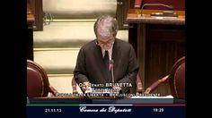 Renato Brunetta alla Camera dei deputati (Parte 1) - 21/11/2013