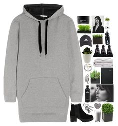 """""""ANA COLLAB"""" by nightcatcher ❤ liked on Polyvore featuring T By Alexander Wang, Lux-Art Silks, Distinctive Designs, Graphic Image, Balenciaga, Koh Gen Do, NIKE and Kate Spade"""