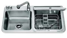 Your Squarefeet loves Kitchenaid Dishwasher for even the tiniest kitchens!