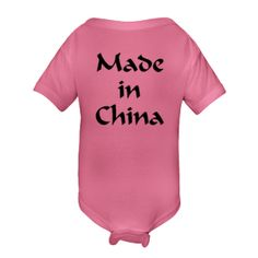 Made in China - Raspberry Infant Creeper Chinese Adoption, Funny Baby Photos, China Funny, Chinese Babies, Foster To Adopt, Children Images, First Girl, Baby Time, Future Baby