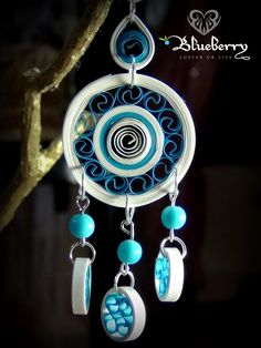 12 Awesome Paper Quilling Jewelry Designs To Start Today – Quilling Techniques Quiling Earings, Paper Quilling Earrings, Quilling Craft, Paper Quilling Tutorial, Paper Quilling Patterns, Paper Jewelry, Paper Beads, Jewelry Crafts, Quilling Techniques