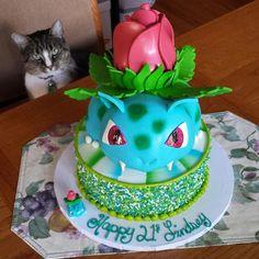 Cake Wrecks Sunday Sweets: Sunday Sweets goes Pokemon, Pokemon Cupcakes, Pokemon Torte, Pokemon Birthday Cake, 21st Birthday, Birthday Ideas, Beautiful Cakes, Amazing Cakes, Anime Cake, Cake Wrecks
