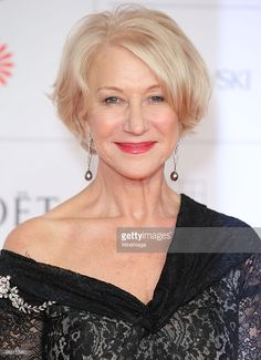 Helen Mirren attends the Moet British Independent Film Awards at Old Billingsgate Market on December 7, 2014 in London, England.