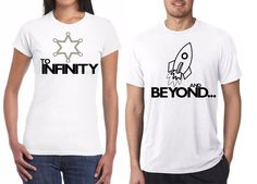 To Infinity and Beyond Toy Story Couples by BrightDesignsCo