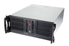 Gabinete Chenbro RM41300, com suporte para placa mãe EATX, ATX, fonte de alimentação simples ou redundante, com entrada AC ou DC