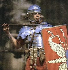 Roman Legionary.