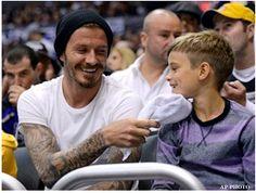 Beckham Kids Love Colorfast!!