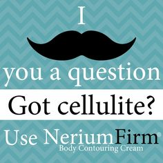 This is the ONLY thing that will work on cellulite! I'm sold! http://nerium.com/join/youthfulyou