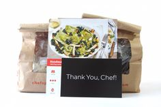 Chef's Plate Review September 2016, a subscription service that delivers…