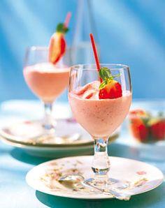 Erdbeer-Smoothie - Rezepte - [LIVING AT HOME]