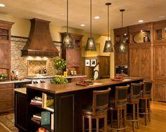Kitchen Faux Copper Vent Hood Design, Pictures, Remodel, Decor and Ideas