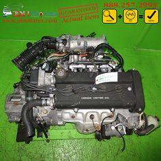 JDM ACURA INTEGRA B18B 18L OBD2 ENGINE AUTOMATIC TRANSMISSION 96 01