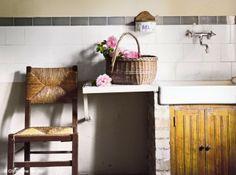the kitchen | the Maison Elsa Triolet museum