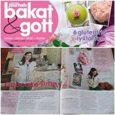 Read about Heidi & @Cupcake Time. Thanks to #bakatochgott  #hemmetsjournal #reportage #article #magazine #tidning #startaeget #kafé #café #företag #kvinnligtföretagande #våga #hundvänligt #dogfriendly #göteborg #linné #gbgftw #happy #proud #stolt