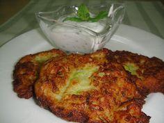 Maryam's Culinary Wonders: 91. Squash Mucver (Turkish Courgette Patties)