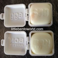 The square egg mold has long been a Japanese bento staple. We call it the tardis of egg molds as it takes large eggs and changes into square eggs! Bento Store, Egg Molds, Cooking Gadgets, Large Egg, Tardis, Eggs, Japanese, Shop, Kitchen Gadgets