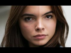 How To Retouch Skin in Photoshop PROFESSIONALLY - YouTube