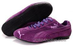 http://www.jordannew.com/puma-speed-cat-sd-shoes-purple-for-women-online.html PUMA SPEED CAT SD SHOES PURPLE FOR WOMEN ONLINE Only $79.00 , Free Shipping!