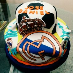 Madrid cake
