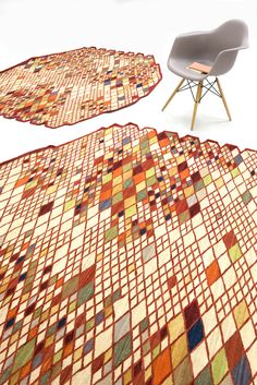 #carpets designed by #Bouroullec-brothers