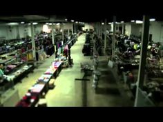 American Apparel Warehouse Sale Miami Time Lapse