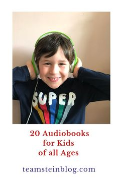 This Summer inspire your kids to listen to our top 20 Audiobooks. Kids Indoor Play, Indoor Activities For Kids, Tom Gates, Boredom Busters, Kids Playing, Audio Books, Inspire, Age, Summer