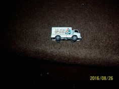 Corgi Jrs. Leyland Terrier Delivery Truck Die-Cast, Pressed Steel Superman 1978 #CorgiJrs #LeylandTerrier