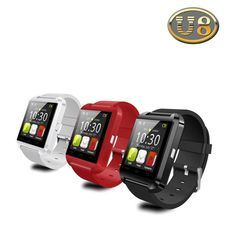Bluetooth uhr u8 smart watch armbanduhr smartwatch digitale sportuhren tragbare electronicfor apple ios android-handy //Price: $US $12.99 & FREE Shipping //     #clknetwork