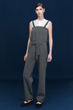 All day jumpsuit.