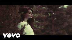 Lana Del Rey - Summertime Sadness---I love this video and song so much. Beautiful.