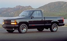 Chevrolet Silverado 454SS  An Illustrated History of the Pickup Truck