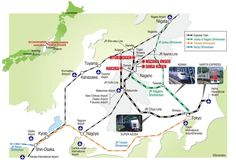 Hakuba Valley Map - hakuba japan • mappery