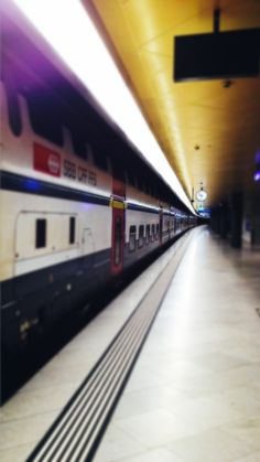 20160206@Zürich Bahnhof