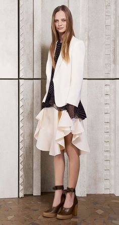 Chloé Pre-Fall 2014 Collection.