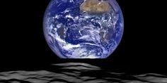 SCIENCES - Vendredi, la Nasa a fourni un cliché de notre Terre, prise de la Lune le 12 octobre dernier par sa sonde LRO.