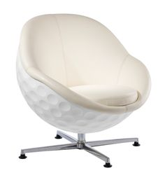 Golf ball chair
