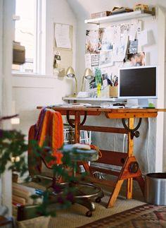 small home office #decor #escritorio #decoracao