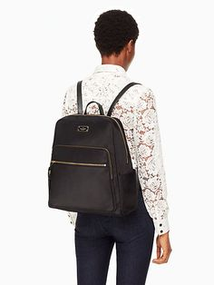 """Kate Spade New York """"Blake Avenue"""" Large backpack- love this size and color!"""